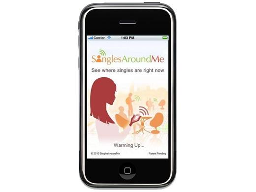 singles around me app